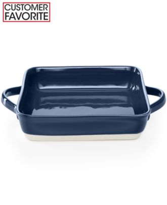 """Martha Stewart Collection Ceramic 9"""" x 9"""" Square Baking Dish, Only at Macy's"""