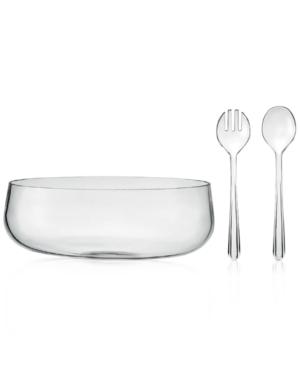 The Cellar Glass Serveware Salad Bowl Set Created for Macys