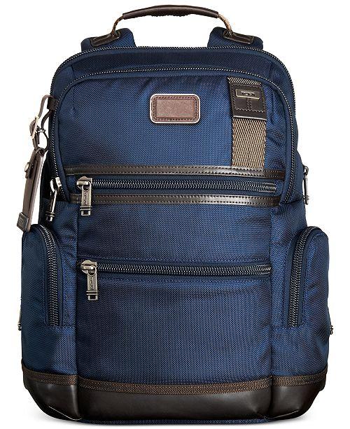 Tumi Alpha Bravo Knox Backpack & Reviews