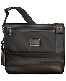 Tumi Alpha Bravo Beale Flap Crossbody Bag