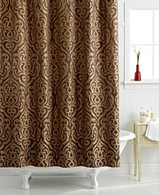 """Luxembourg 72"""" x 72"""" Shower Curtain"""