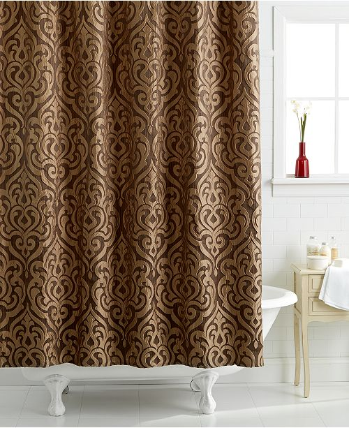J Queen New York Luxembourg 72 X Shower Curtain