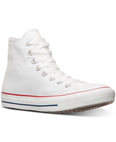 Converse Men's Chuck Taylor High Top Sneakers from Finish Line KQEygBM