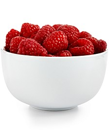 Whiteware Round Fruit Bowl, Created for Macy's