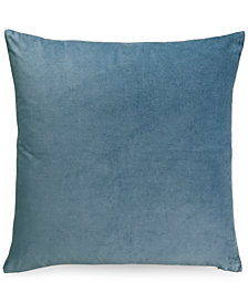 CLOSEOUT! bluebellgray Velvet Ink European Sham