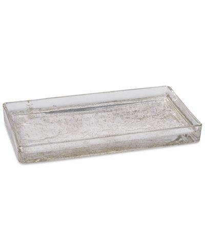 Kassatex bath accessories vizcaya tray bathroom for Bathroom accessories tray