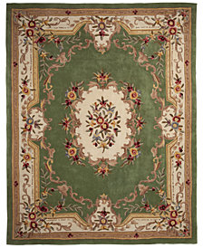 CLOSEOUT! KM Home Majesty Aubusson 5' x 8' Area Rug, Created for Macy's