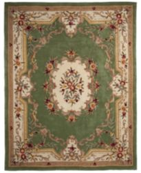 Kenneth Mink Majesty Aubusson Sage 2 6 Quot X 8 Runner Rug