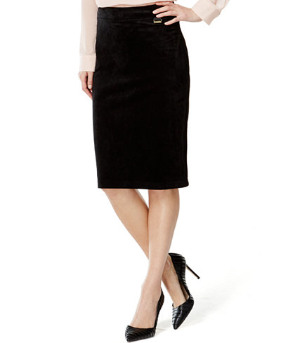 faux suede skirt - Shop for and Buy faux suede skirt Online - Macy's