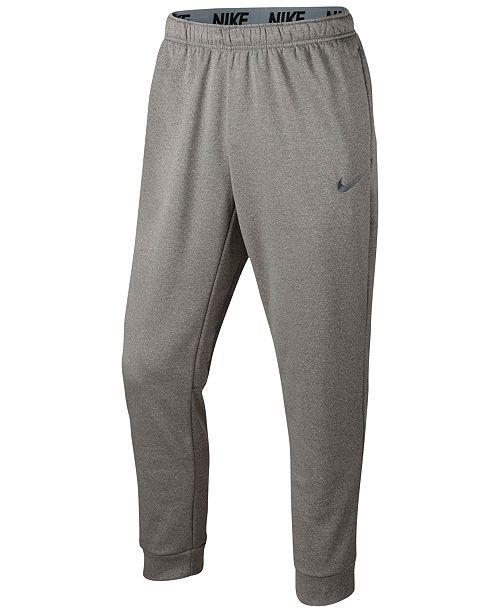 Nike Men's KO Slacker Therma FIT Training Joggers & Reviews