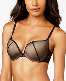Maidenform Love the Lift Mesh Push-Up Bra DM9900