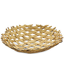 Michael Aram Antique Palm Centerpiece Bowl