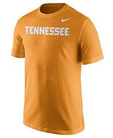 Nike Men's Tennessee Volunteers Wordmark T-Shirt