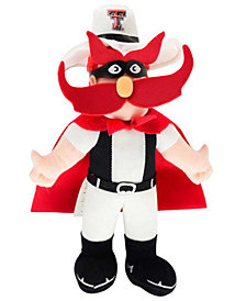 Forever Collectibles Red Raider Texas Tech Red Raiders 8-Inch Plush Mascot