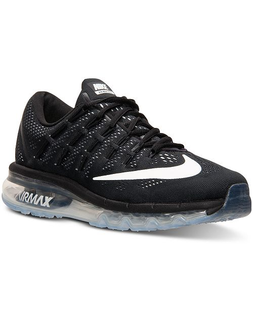 online store bfbd6 e4751 Nike. Womens Air Max 2016 Running Sneakers from Finish Line. 130 reviews.  main image main image ...