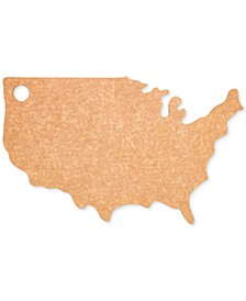 "17.75"" X 11"" USA Cutting Board"