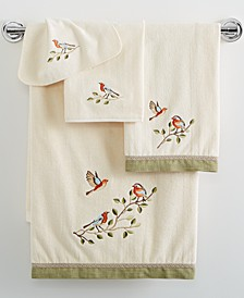 Bird Choir Bath Towel Collection