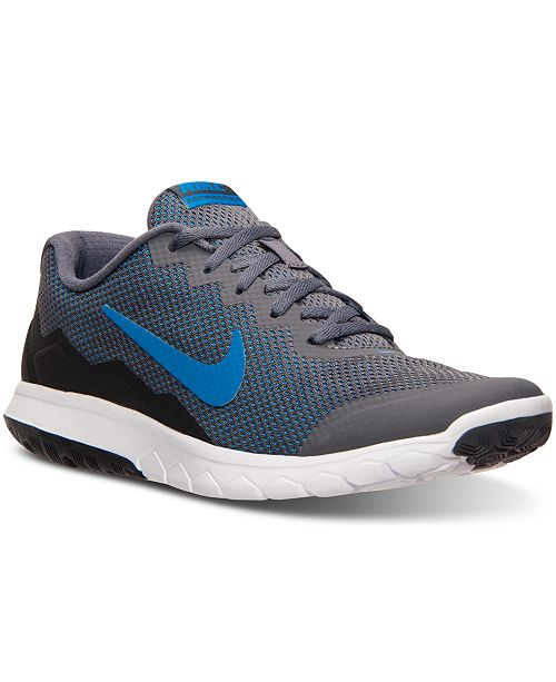 41162fb4bb99f ... Nike Men s Flex Experience Run 4 Running Sneakers from Finish Line ...