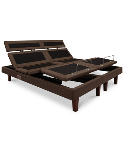 Stearns & Foster Reflexions 7 Adjustable Bed with USB Outlet - King