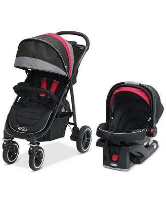 Graco Baby Aire4 Xt Stroller Amp Snugride Click Connect 35