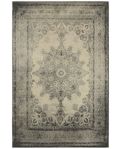 Oriental Weavers Richmond Medallion Ivory Grey Area Rugs