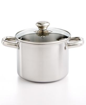Image of Tools of the Trade 3-Qt. Soup Pot, Only at Macy's