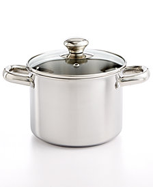 Tools of the Trade 3-Qt. Soup Pot, Created for Macy's