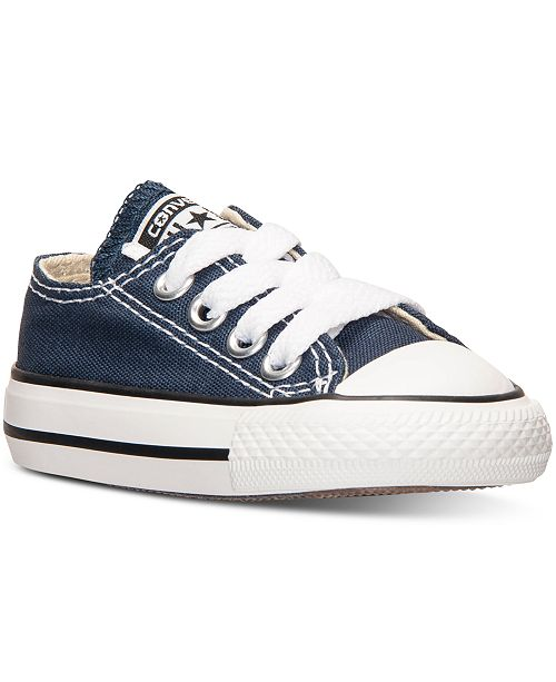143b4ab845bb0e ... Converse Toddler Boys  Chuck Taylor Original Sneakers from Finish Line  ...