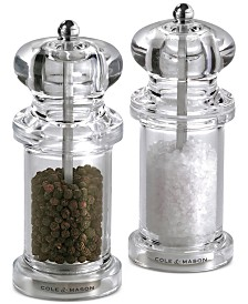 Cole & Mason 505 Salt & Pepper Mill Set