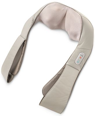 Homedics NMS-620HA Shiatsu Deluxe Neck & Shoulder Massager with Heat
