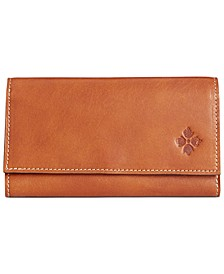 Terresa Smooth Leather Wallet