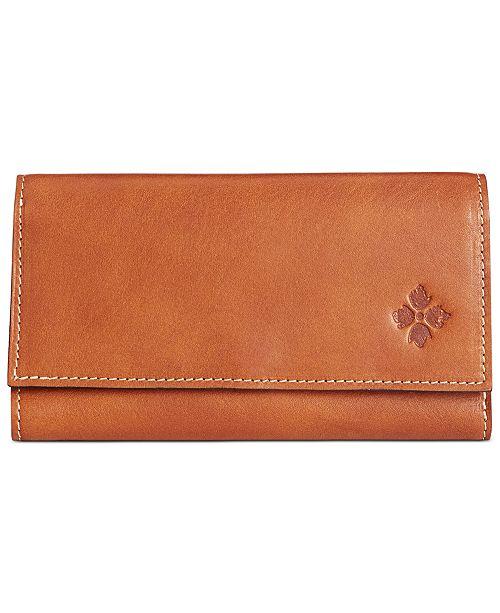 Patricia Nash Terresa Smooth Leather Wallet