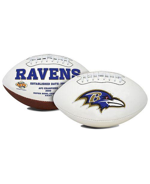 Jarden Sports Jarden Baltimore Ravens Signature Series Football