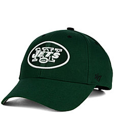 '47 Brand New York Jets Audible MVP Cap