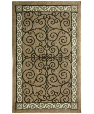 "Image of Bacova Kitchen, Reliance Eastly Rectangle 28"" x 46"" Rug"