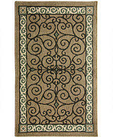 "Bacova Kitchen, Reliance Eastly Rectangle 19"" x 32.8"" Rug"