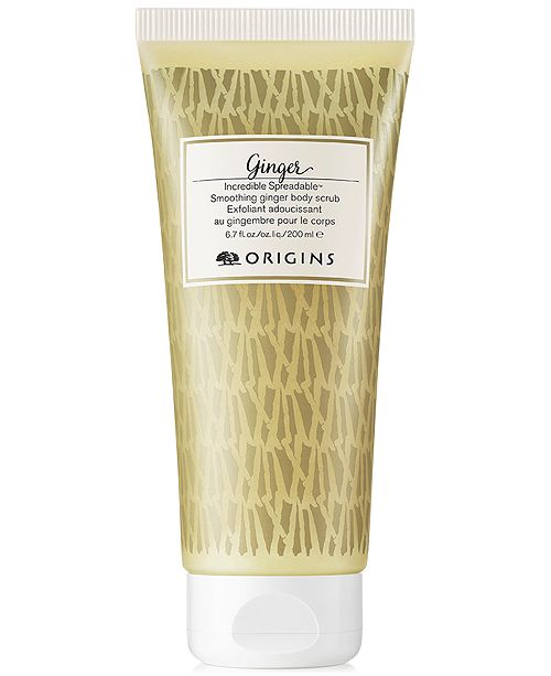 Incredible Spreadable Smoothing Ginger Body Scrub by origins #3