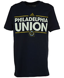adidas Philadelphia Union Dassler T-Shirt, Big Boys