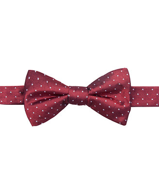 seacrest distinction fairfax pin dot to tie bow tie