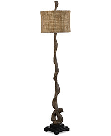 Uttermost Driftwood Floor Lamp