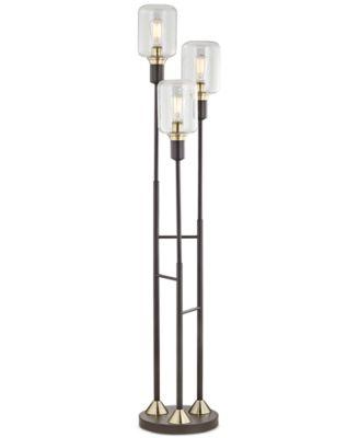 Pacific Coast Menlo Lane 3-Light Floor Lamp - Lighting & Lamps ...