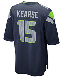 Nike Jermaine Kearse Seattle Seahawks Game Jersey, Big Boys (8-20)