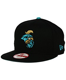 New Era Coastal Carolina Chanticleers Core 9FIFTY Snapback Cap