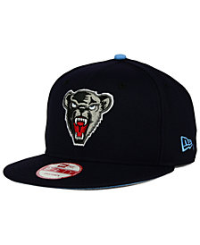 New Era Maine Black Bears Core 9FIFTY Snapback Cap