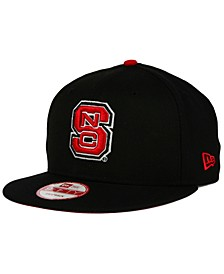 North Carolina State Wolfpack Core 9FIFTY Snapback Cap
