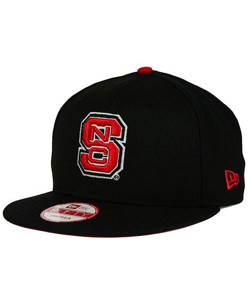 New Era North Carolina State Wolfpack Core 9FIFTY Snapback Cap