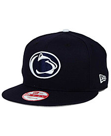 New Era Penn State Nittany Lions Core 9FIFTY Snapback Cap