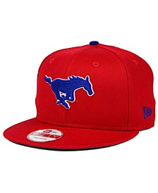 Southern Methodist Mustangs Core 9FIFTY Snapback Cap