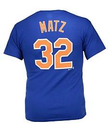 Majestic Men's Steven Matz New York Mets Player T-Shirt