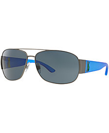 Polo Ralph Lauren Sunglasses, POLO RALPH LAUREN PH3063